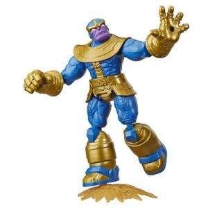 Avengers Thanos Bend and Flex Action Figure
