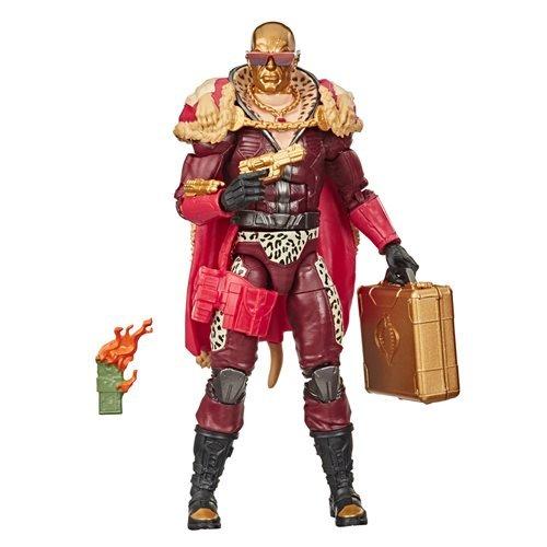 G.I. Joe Classified Series Profit Director Destro Figure