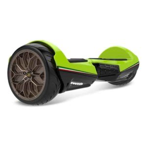 """Two Dots Glyboard Veloce 6.5"""" All Terrain Hoverboard"""