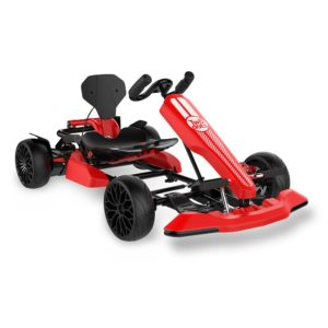 TwoDots Glyboard Corse Gokart Outdoor Racer Pedal Car for Adult / Kids - 9.3MPH - 264.5 lbs